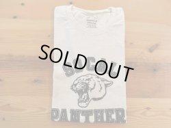 画像1: ミクスタ  S/SクループリントTシャツ  SO CAL    ナチュラル