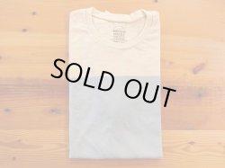 画像1: ミクスタ  S/SクループリントTシャツ  NOTHING     ナチュラル