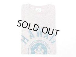 画像1: グッドオン× UNIVERSITY OF HAWAII    半袖Tシャツ      メタル