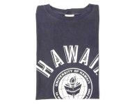 グッドオン× UNIVERSITY OF HAWAII    半袖Tシャツ    P-NAVY