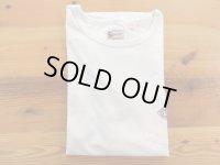 FELCO   S/Sロゴプリント クルーネック ポケットTシャツ      ホワイト