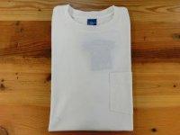グッドオン 半袖ポケットTシャツ  W-ホワイト