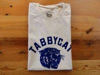 MIXTA SSプリントTシャツ TABBY CAT       ナチュラル