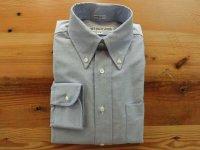 インディビジュアライズドシャツ L/S レガッタオックスフォード   ブルー